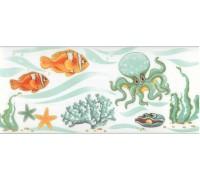 Декоративная облицовочная плитка Аккорд Осьминог