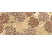 Декоративная облицовочная плитка Антарес (розы)