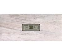 Декоративная облицовочная плитка с вырезом и вставкой (стекло) Champan