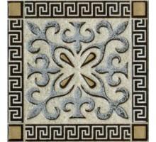 Вставка-квадрат напольная керамогранитная Champan